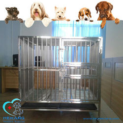 good quality elegant stainless pet cage