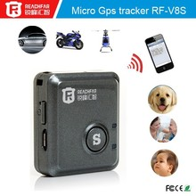 Small portable gps tracker RF-V8S gps gsm car tracker google map mini gps tracking device googles
