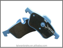 High Quality Truck Brake Pad Made In Taiwan