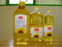 100% refined sunflower oil in 1L/2L/3L/5L/20L plasttic bottle