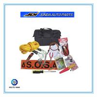 Multi-function emergency roadside kit/car emergency kit