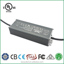1250mA short Circuit protection led driver for outdoor with UL
