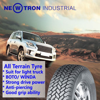 WINDA brand 4*4 sport trailer light truck car tyre 215 75r15