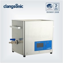 Cleaning time adjustable 30l automatic ultrasonic cleaner dental ultrasonic cleaner for false teeth cleaning
