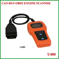 U480 Can OBDII Memo Scanner Car Diagnostic Tool OBD Code Scanner, Reading&Erasing Trouble Code
