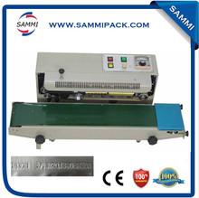 Multi-purpose PP,PVC,POF Film Sealing Machine , Plastic Bag Sealer