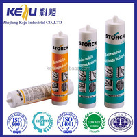 Acetic sealing in high building and industrial application structural silicone sealant
