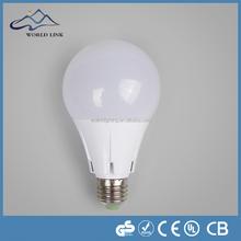 2015 new 5W 12W E27 SMD led bulb light 110lm per watts