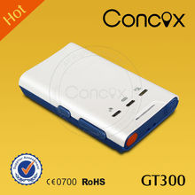 Web monitoring gps tracker Concox GT300 Voice communication gps/gsm localizer