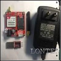 SIM900A development board The message GPRS/ GSM / mobile / Unicom / SMS / call / Internet / TTL