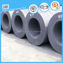 High hardness RP graphite electrode for lithium ion battery material