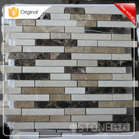Top Quality Latest Edition Factory Price 5Mm Mini Mosaic Tiles