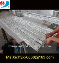 Aluminum tea table borders manufacture