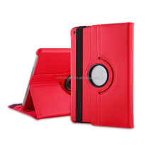 Hot Wholesale Case for ipad 6 Case with belt Rotating 360 mini for ipad Case