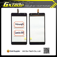 100% New ORIGINAL Touch Panel For Microsoft Nokia Lumia 535 Touch Display Screen Digitizer Replacement Black For Nokia 535