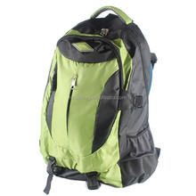 Hot sale fashion hiking backpack polyester fabric for backpacks travel bag