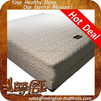 Deluxe Quality euro top dual pocket spring royal comfort mattress