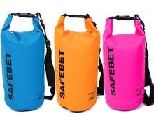 Custom logo waterproof dry bag survival pack outdoor bag