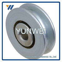 """Oem Stainless Steel Electric Motor Pulley 2.5"""" X 1"""" Single Groove Fixed Bore """"A"""" Pulley # AK25X1"""