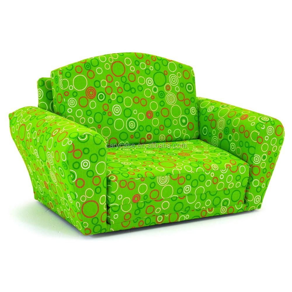 vert mousse chaise pour enfants pliable cercle enfants. Black Bedroom Furniture Sets. Home Design Ideas