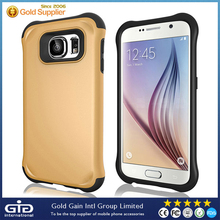 [NP-2083]TPU+PC Cool Armature Protective Cases for Samsung for Galaxy S6
