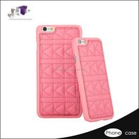 fashion leather felt phone case for iphone