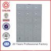 Hot Sales 18 Door Steel Locker Metal Vault Wardrobe Home Furniture