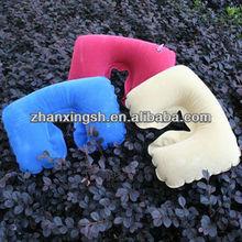 PVC Inflatable Neck Pillow