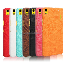 2015 new product for Lenovo k3 note crocodile back cover case 5.5 inch