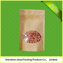 Eco-friendly Kraft paper bag for food Cheap craft paper bag/China manufacture kraft paper bag