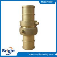 ANSI pin /USA pin type fire hose couplings