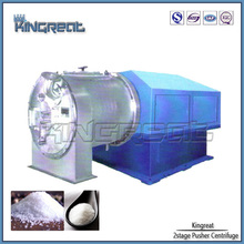 Horizontal Salt Machinery Separation from Water