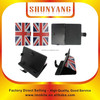 """Hot selling Retro British flag tablet protective case cover for 7"""" 8"""" 9"""" 10"""" tablets"""
