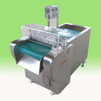 Long service life fruit cutting machine for salad use with low investment and low energy cost