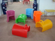 Trioli children's chair / /Rocking Stool/ kids seat