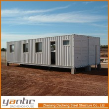 40ft Modern Mobile House /Prefabricated House /Prefab shipping container homes