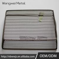 Good reputation decorative wire mesh for cabinets