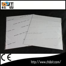 laser foil transfer paper for DIY logo printing