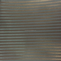 factory 100% polyester stripe lining fabric for garments