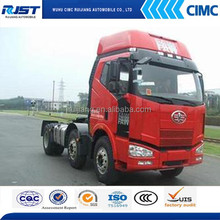 460hp tractor truck 6x4 head truck FAW trailer prime mover