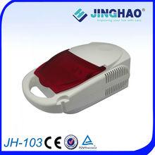 china oem de color de aire del compresor nebulizador para el asma