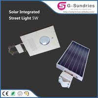 Distinctive solar decorative street light