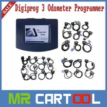 Newest v4.88 Professional Digiprog III Digiprog 3 Odometer Programmer With Full Software,digiprog3 full set with all cables