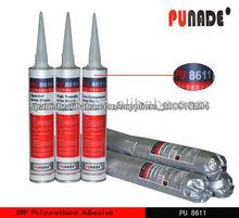 6MPa pu adhesive for windshield bonding