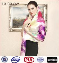 Colorful Silk Scarves OEM Printed Custom Satin Silk Scarf Wholesale China