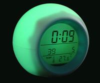 Premium auto flip calendar clock,digital day countdown clock, kids clock