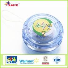 ningbojunye flashing plastic yo Cheap Plastic Balls
