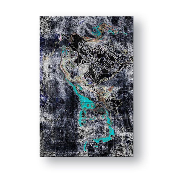 Решение проекта абстракциониста художественная галерея для продажи абстрактная живопись маслом