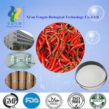 FDA standard 99% pure capsaicin extract