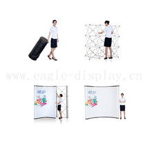 Custom Made Strong and Economic Pop Up Stand with Competitive Price